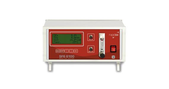INS-SF6 6100 Bench